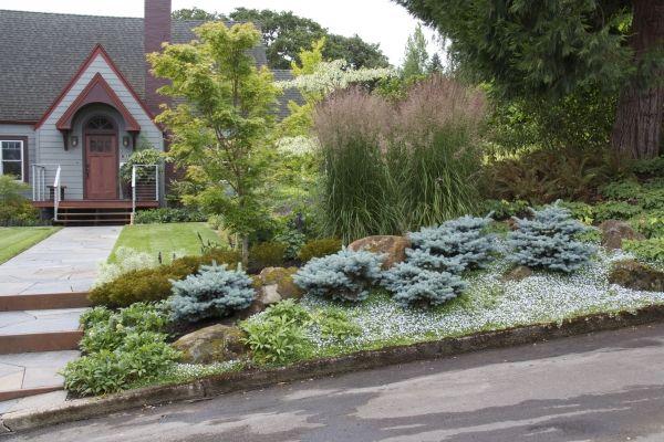 Salem Portfolio Mosaic Gardens Landscape Garden Design And Construction In Eugene Oregon Garden Landscape Design Mosaic Garden Landscape Design
