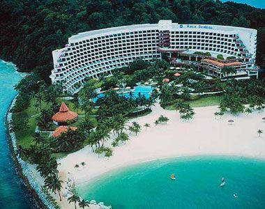 Singapore Sentosa Island Singapore Luxury Beach Resorts Singapore Hotels
