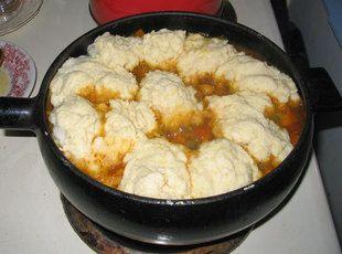 Mum S Stove Top Ground Beef Stew With Dumplings Recipe Beef Stew With Dumplings Stew And Dumplings Ground Beef Stews