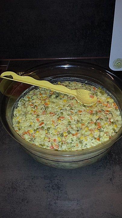 Photo of Kartoffelsalat schlesische Art von nic0l3_m | Chefkoch