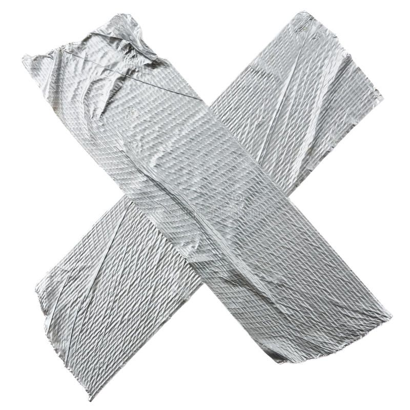 Crossed Duct Tape Strips Isolated On White Background Ad Tape Duct Crossed Strips Backgrou Texture Graphic Design Collage Design Cover Art Design