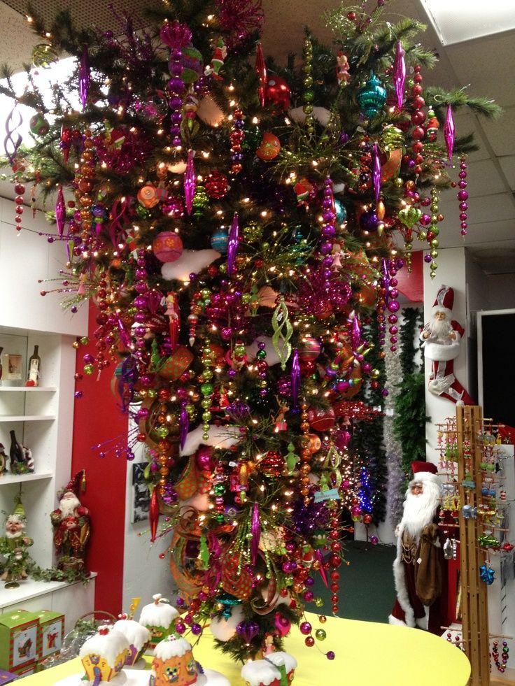 City Lights Christmas Emporium Creative Christmas Trees Upside Down Christmas Tree Christmas Tree Design