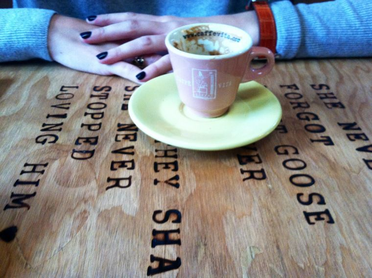 cappuccino > lazy sunday: the wandering goose. | ginger and salt