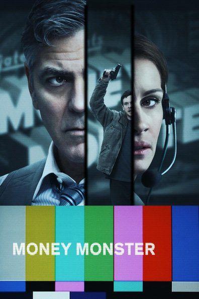 Poster de la Peli Money Monster