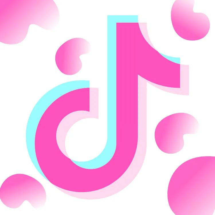 Pin on Cute Tiktok Logos