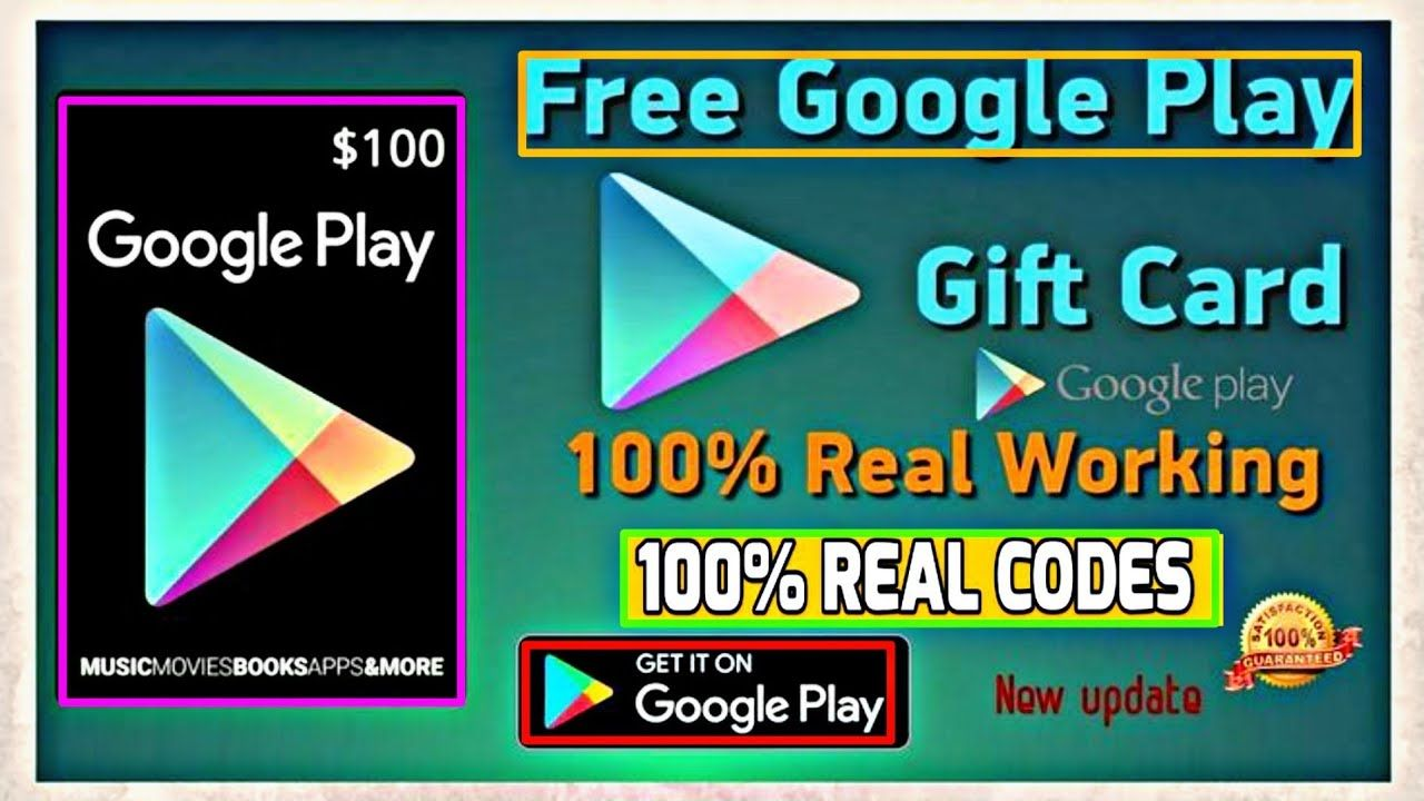 Earn free google play gift cards2020 fast google play