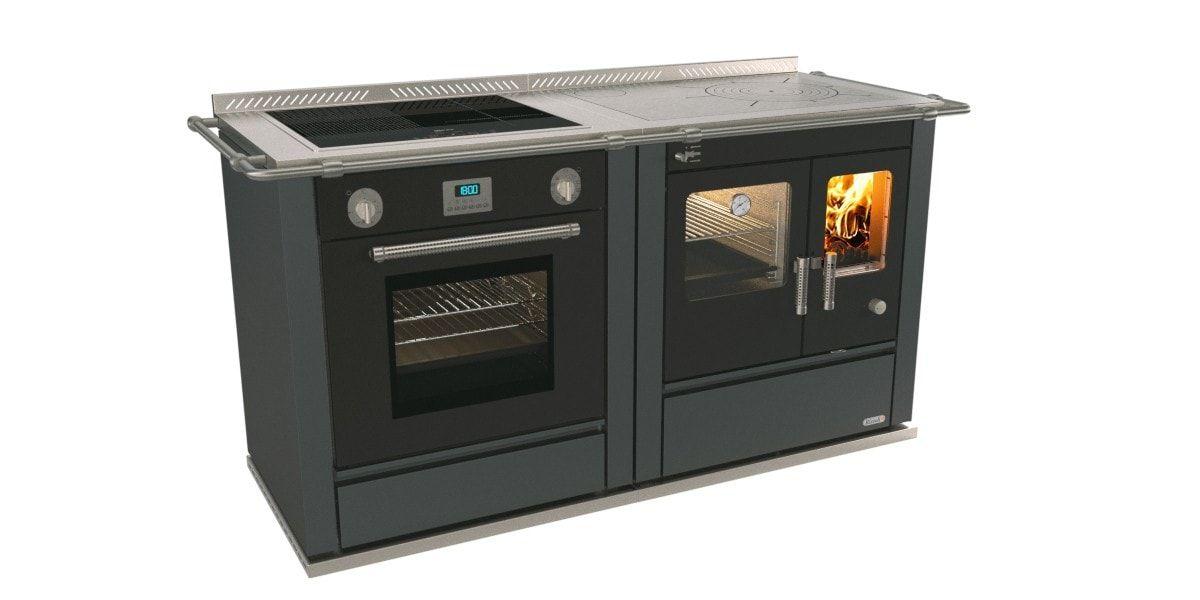 Cucine combinate | Cucine a legna | I nostri prodotti | Rizzoli ...