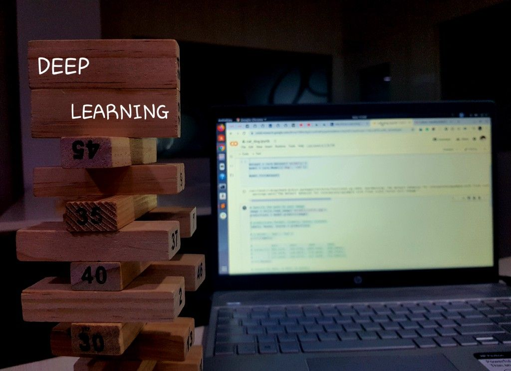 Deep learning build object detection models using