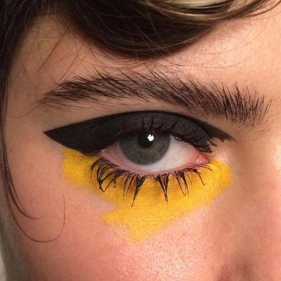Photo of #シュガー スカルメイクのアイデア #化粧 自然なアイデ…