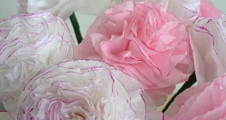 Tissue paper carnations maybe for mothers day primary tissue paper carnations maybe for mothers day mightylinksfo