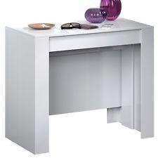 Consolle Vetro Ikea.Amazon Tavoli Consolle Allungabili Tavoli In Vetro