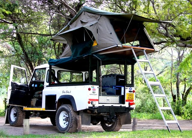I Could Do This Overland Through Africa Off Road