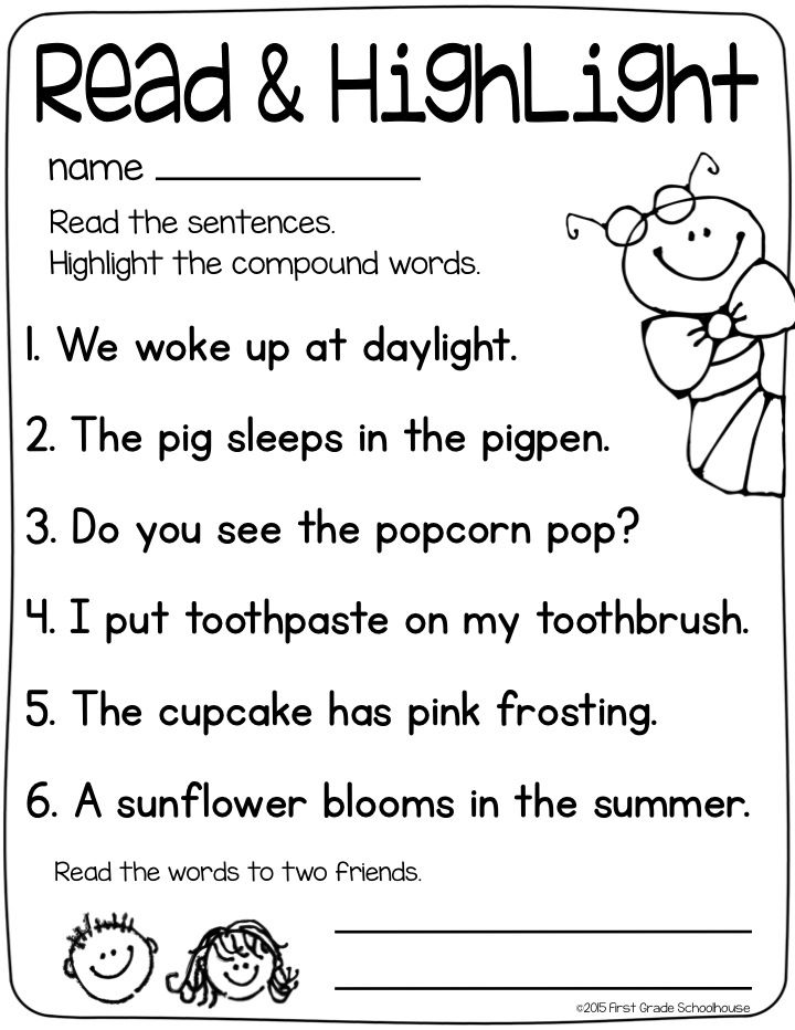 Compound Words Worksheets And Activities Compound Words Compound Words Worksheets Compound Words Activities Compound words worksheet grade 3