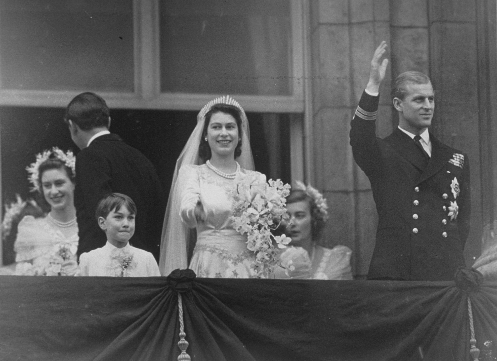 Young Prince Philip S Tragic Childhood Made Him The Man He Is Today Queen Elizabeth Wedding Queen Elizabeth Wedding Day Royal Brides
