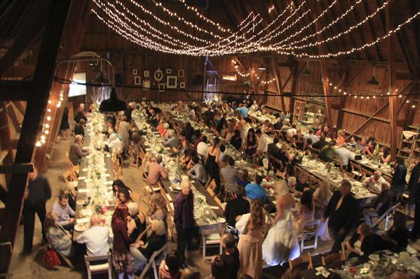 Dellwood Barn Wedding Venue Mn