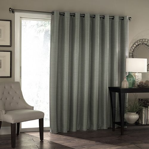 Purchased Eclipse Bryson Thermaweave Blackout Patio Door Curtain Patio Door Curtains Curtains Patio Doors