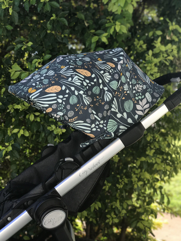 City Select Pram/Stroller Hood Cover PDF Sewing Pattern