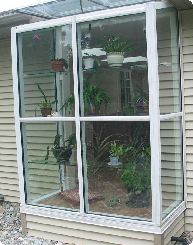 Garden Window Kits Google Search Kitchen Garden Window Garden Windows Window Greenhouse