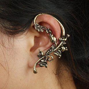 Trend Retro Nightclub Flowers Bird Earhook Earrings/pc //Price: $16.90 & FREE Shipping //     #Onlineshopping