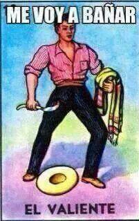 El Valiente El Valiente Loteria Loteria Mexicana Cartas Cartas De Loteria Mexicana