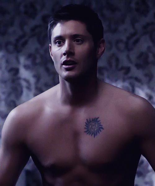 You shook me all night long supernatural for Dean and sams tattoo