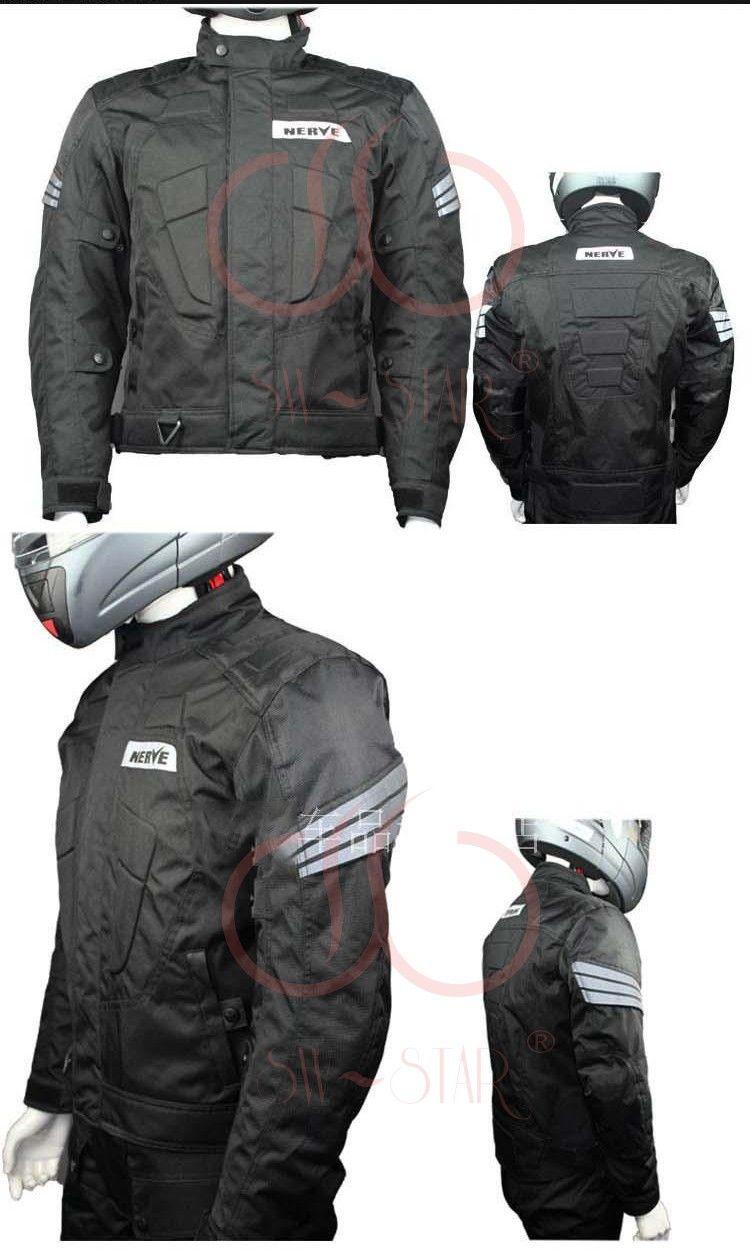 J40, 2013 NERVE NTJ S02 Caribbean jacket classic Short