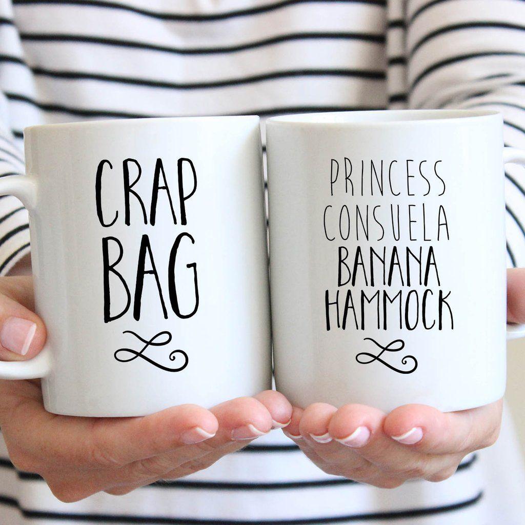 f r i e n d s crap bag   princess consuela banana hammock 11oz mug   choose your style below f r i e n d s crap bag   princess consuela banana hammock 11oz mug      rh   pinterest