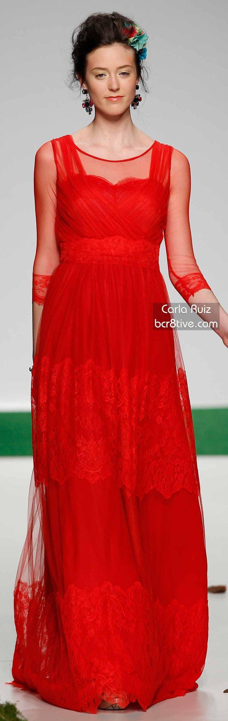 Nice red evening dress carla ruiz spring bridal check more at