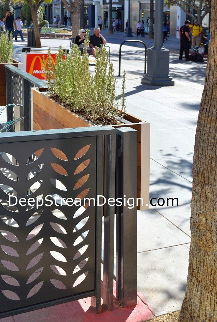 Image Result For Patio Fence On Public Sidewalk Moniz Architecture
