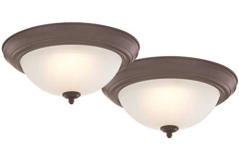 Soundbest zd13bnc flush mount led ceiling light fixture