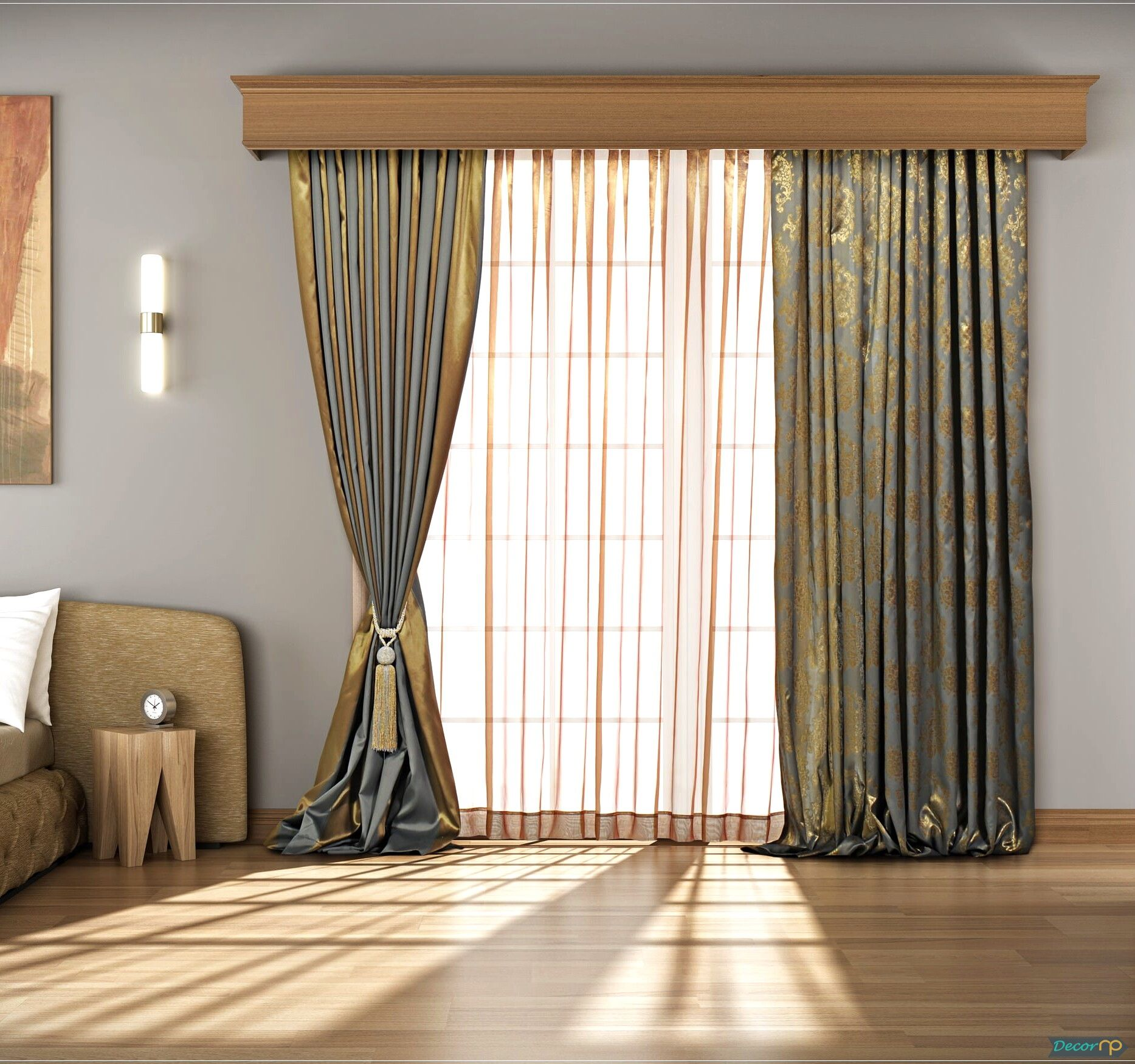 New Modern Curtain Designs 2019 Decornp