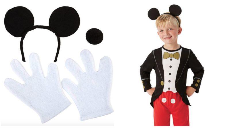 b7be39e7cc44 mickey mouse kostume til børn