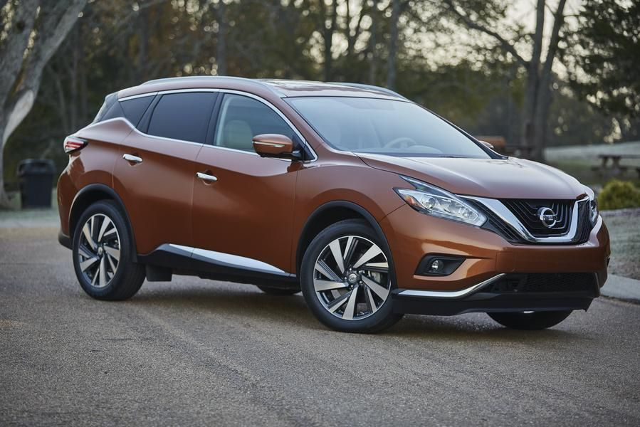 2015 Nissan Murano Test Drive And Review Empty Nester