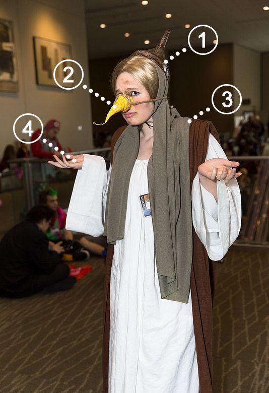 how to dress like monty python for halloween - How To Look Like A Witch For Halloween