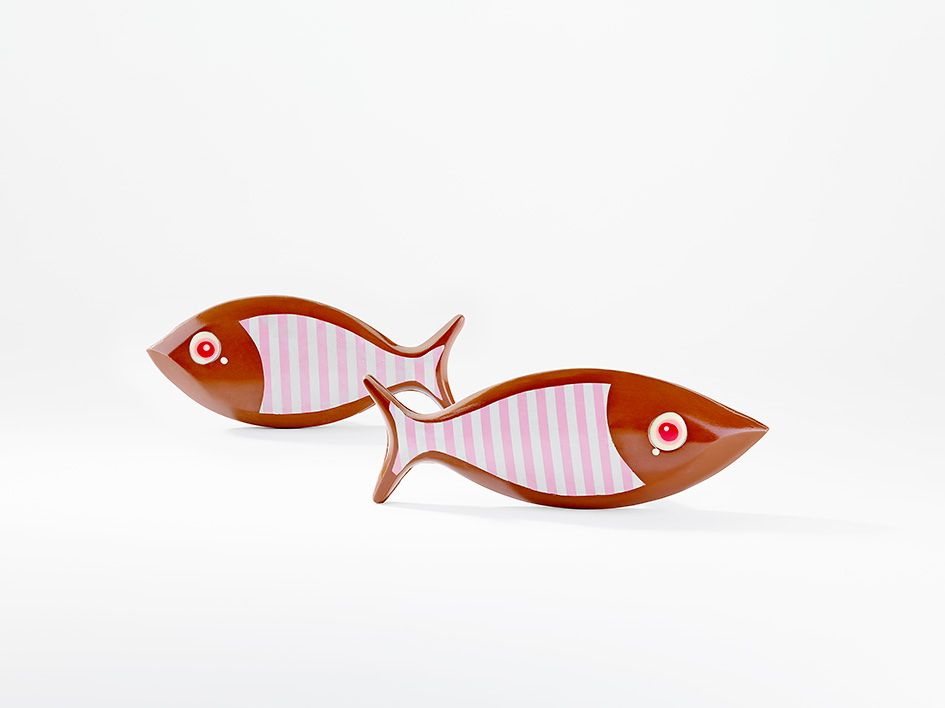 Poisson marinière #Chocolat #Chocolate #Fabricegillotte #Gillotte #Awards #Mof #Meilleurouvrierdefrance #France #Paques #Easter #Cacao #Cocoa #Food #Dijon #Tokyo #Sapporo #Osaka