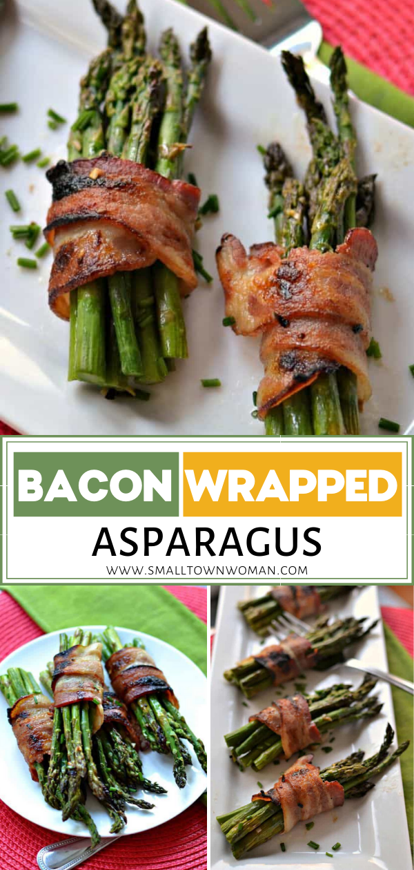 Photo of BACON WRAPPED ASPARAGUS