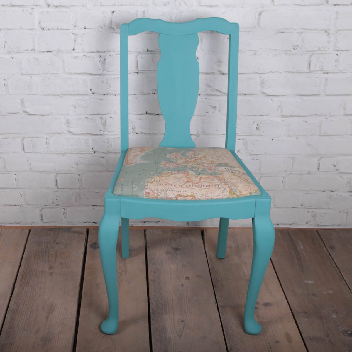 This Is An Original Ercol Dining Chair That Has Been Hand Painted Beauteous Second Hand Ercol Dining Room Furniture Design Ideas