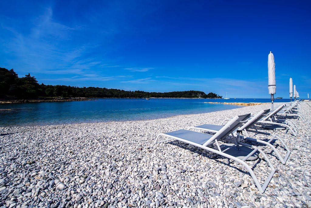 Place To Relax In Rovinj Croatia Fotografije Pinterest - Croatia interactive map