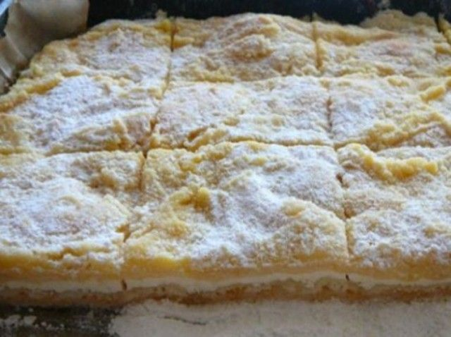Streukuchen mit Quark #czechrecipes