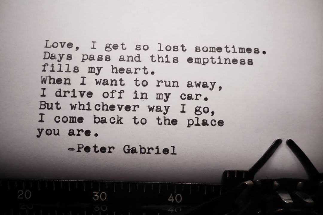 I want to get lost in love with you lyrics