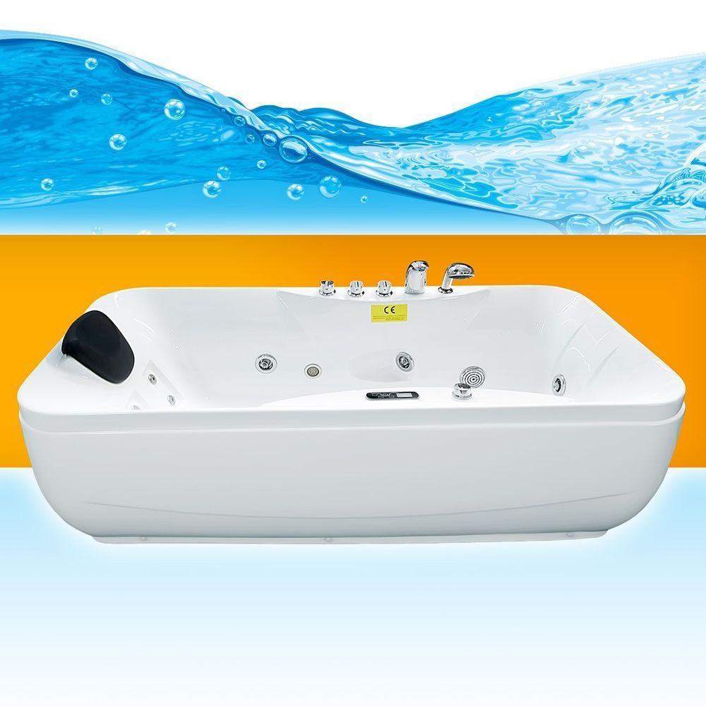 whirlpool vollausstattung pool jacuzzi badewanne wanne a1149nn, Gartengerate ideen
