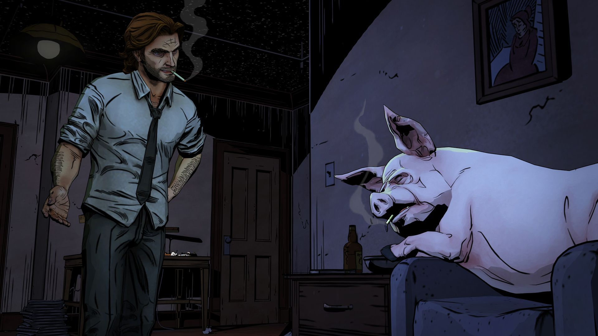 The 16 Best Android Tv Games Of 2020 The Wolf Among Us Wolf Tales From The Borderlands