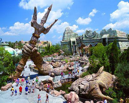 Islands Of Adventure Universal Islands Of Adventure Theme Park Universal Islands Of Adventure Island Of Adventure Orlando Islands Of Adventure