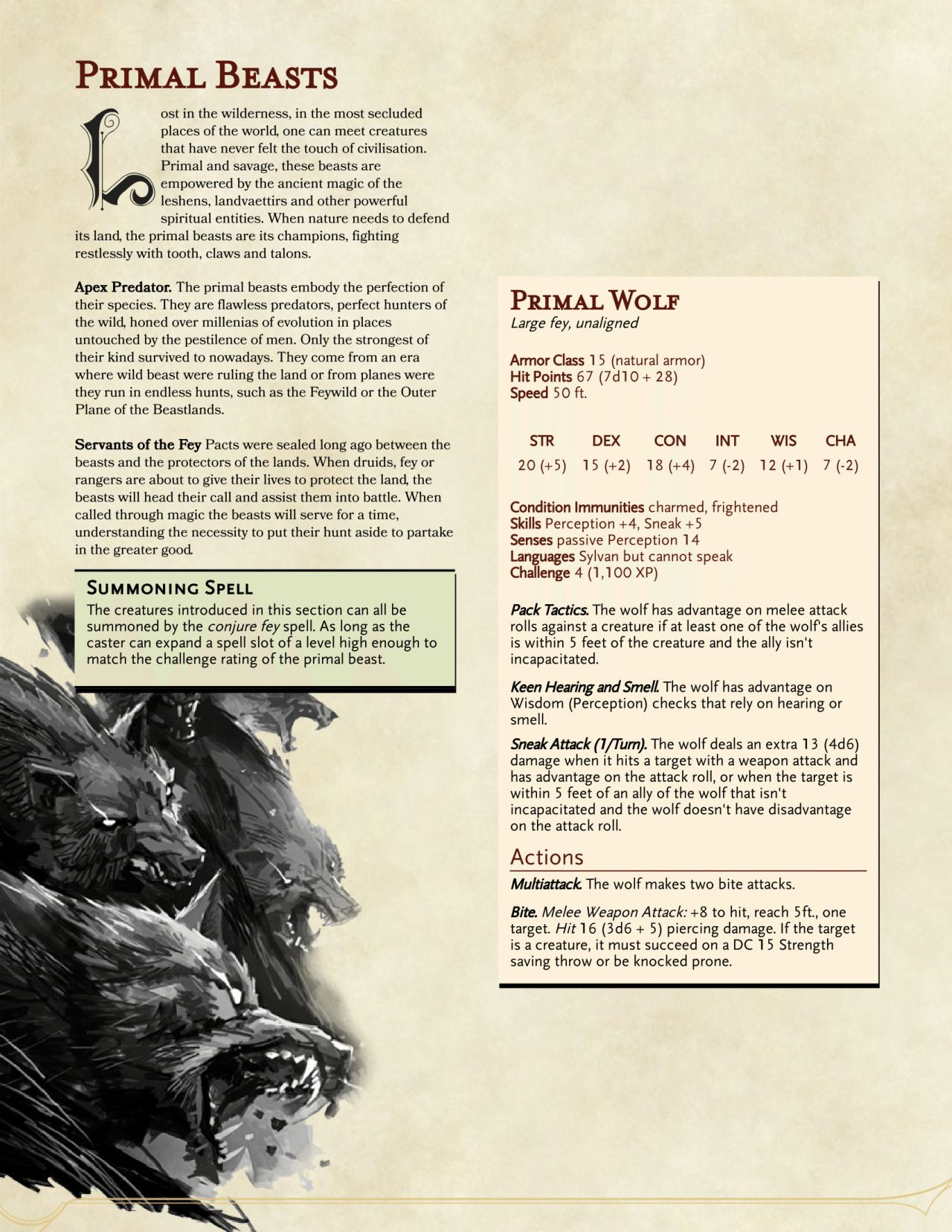 DnD 5e Homebrew (Search results for: CR 5-10) | D&D