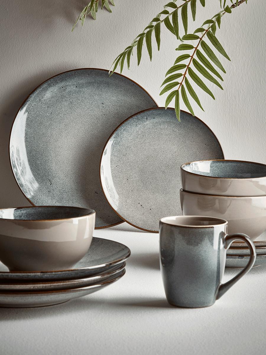 Soro Stoneware Dinnerware Luxury Kitchenware Stoneware Dinnerware Eco Friendly Kitchen