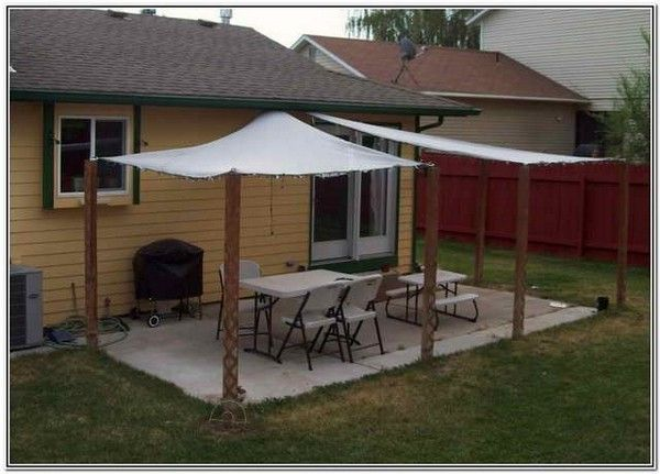Canvas Canopies For Decks Shade For Chickens Google Search Canvas Canopy Deck Shade Patio