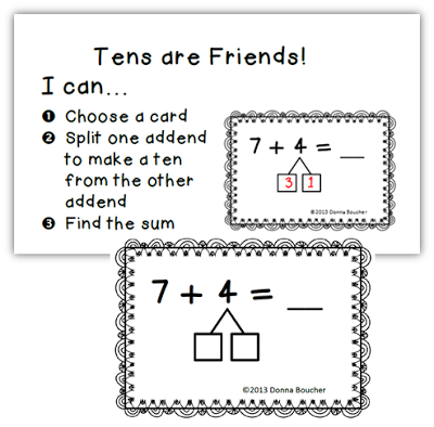 1000+ images about Bridging ten on Pinterest | Number puzzles ...
