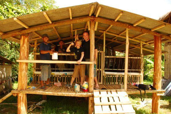 Goat House Plans Philippines Goat House House Pergola