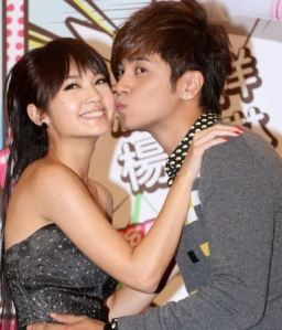 rainie yang and show luo