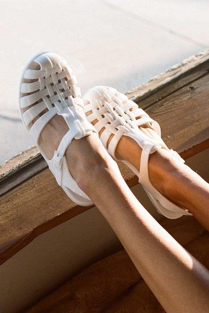 BC Footwear X UO Jelly Fisherman Sandal